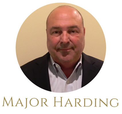 Jacksonville Government Contractor Major Harding
