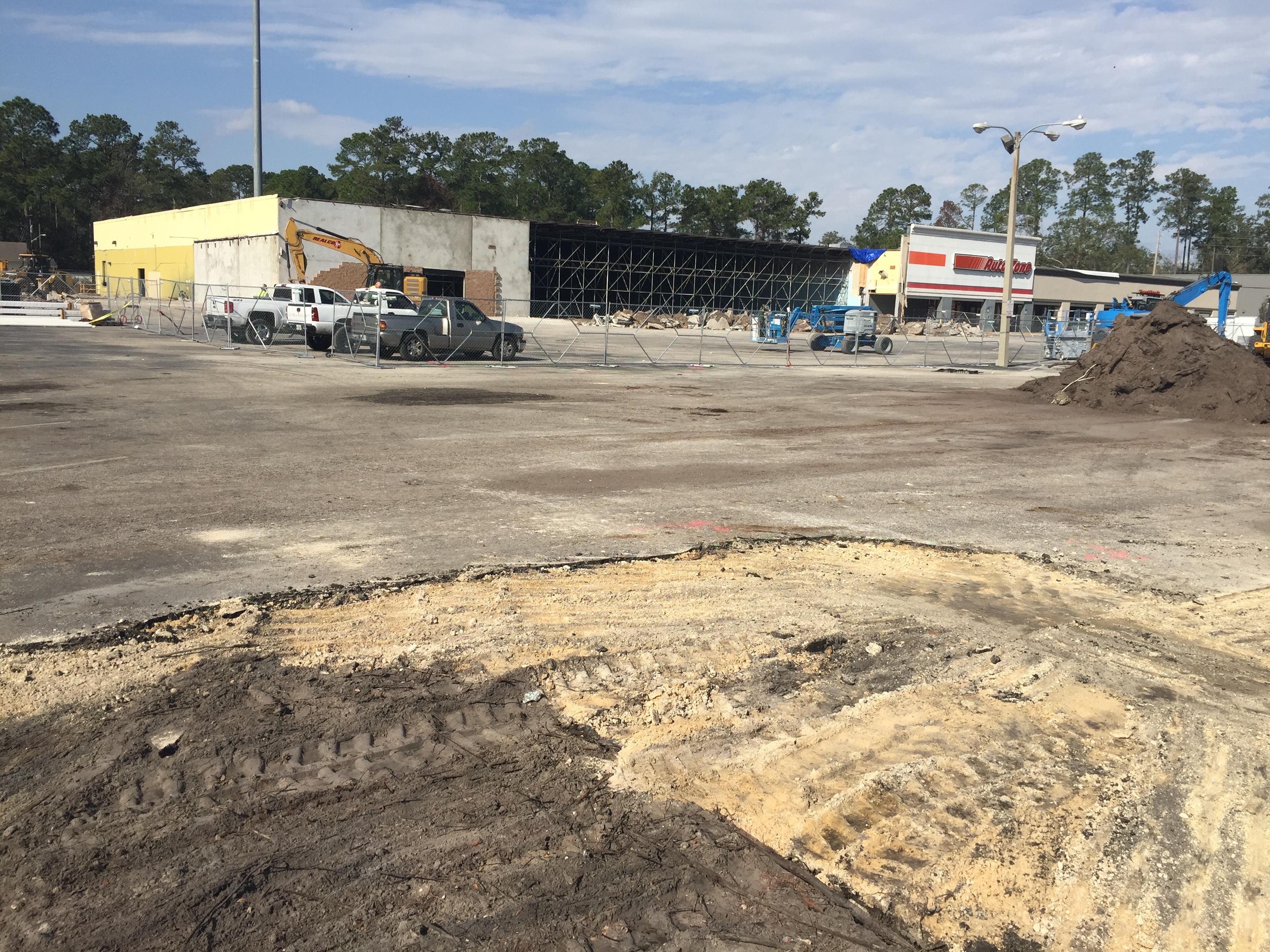 Jacksonville Civil Engineering Firm Progress in Mandarin