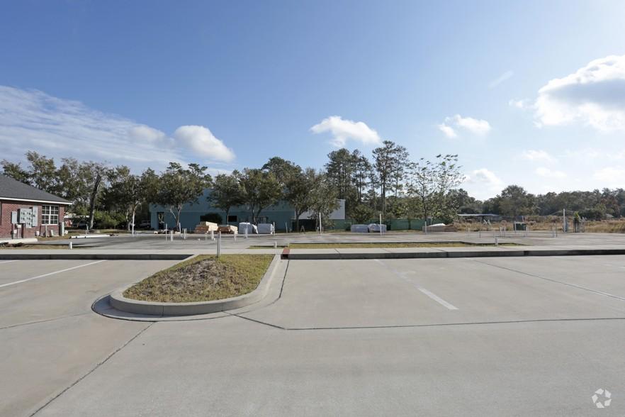 Civil Engineering project in progress in Jacksonville