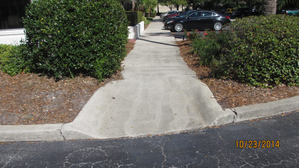 ADA Compliance by Jacksonville Civil Engineering Firm